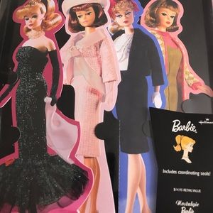 Barbie Card collection